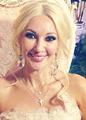 Лера Кудрявцева на своей свадьбе сменила три платья