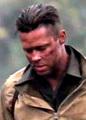 Брэд Питт на съёмках фильма «Ярость»: танки грязи не боятся!