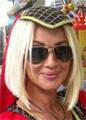 Лера Кудрявцева познакомилась с испанскими болельщиками