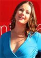 Оксана Фёдорова шокировала ММКФ откровенным вырезом