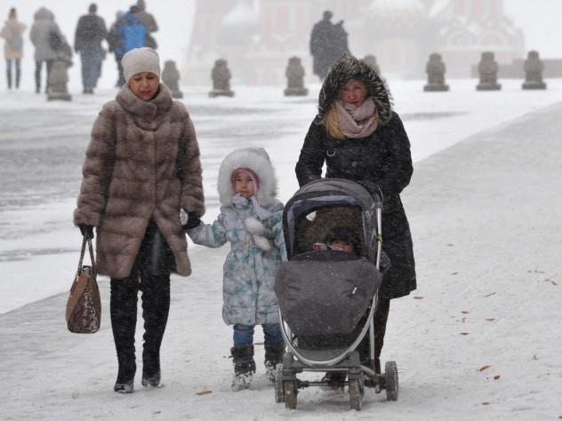Размер материнского капитала будет заморожен до 2020г.