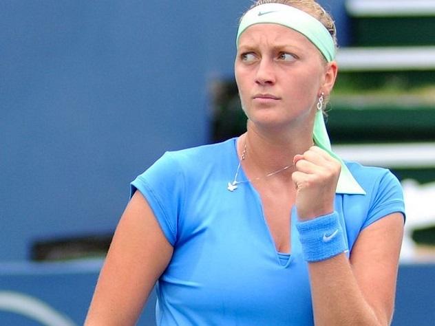 Чешская теннисистка Квитова получила ножевое ранение всвоем доме