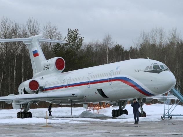 Семьям погибших вТу-154 военнослужащих выплатят неменее 5 млн руб.