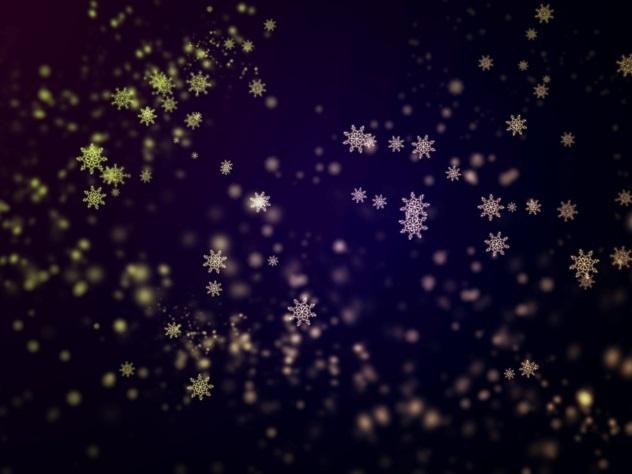 Физик изсоедененных штатов посчитал снежинки