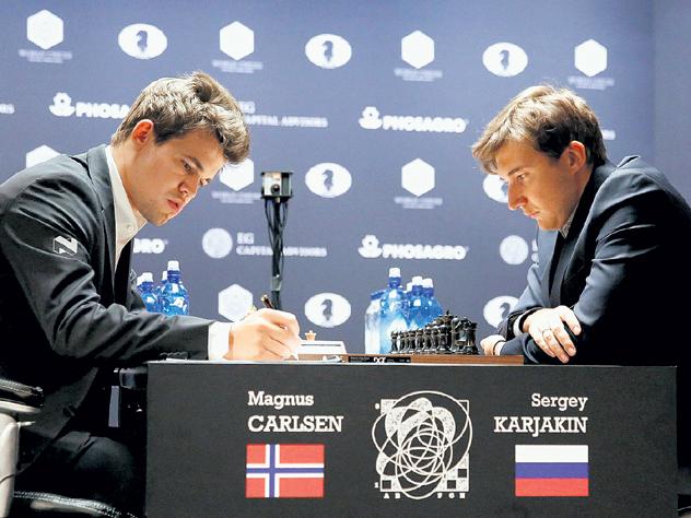 Сергей Карякин возвращается домой в ранге чемпиона мира