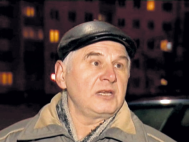 В Минске пенсионер расправился с нацистами