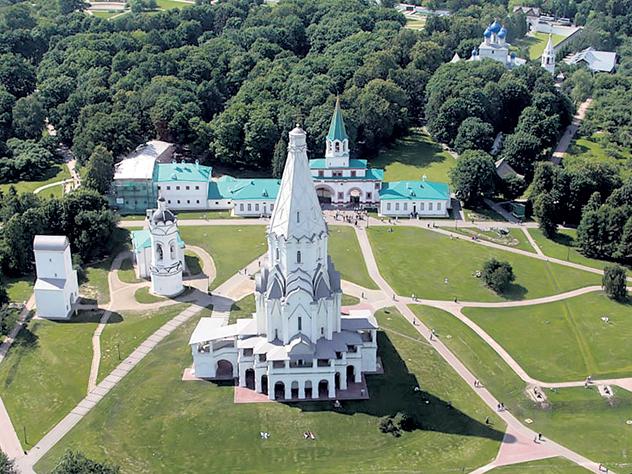 Интересное о Москве: чего не рассказывают на обычных экскурсиях по Коломенскому