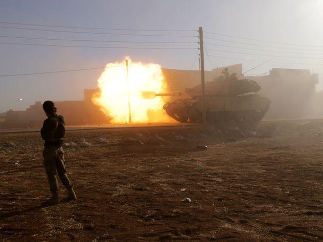 Договор напоставку танков Т-90МС наБлижний Восток стал неожиданностью