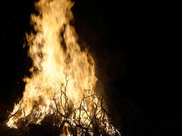 Пастор из Никарагуа сжег на костре молодую женщину