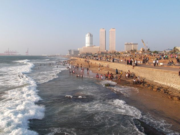 ВШри-Ланке освободили троих из 9-ти  задержанных граждан России