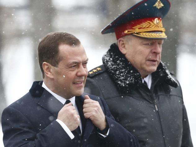В Кремле объяснили, почему «исчез» приболевший Медведев