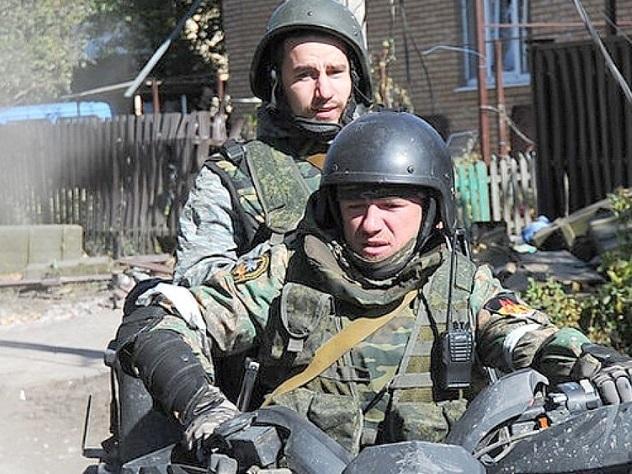 Командир «Спарты»: Неуспокоимся, пока недойдем доСлавянска иКраматорска