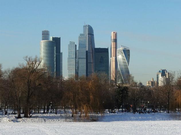 В российской столице ожидают снегопад: МЧС предупредило онепогоде вближайшие часы