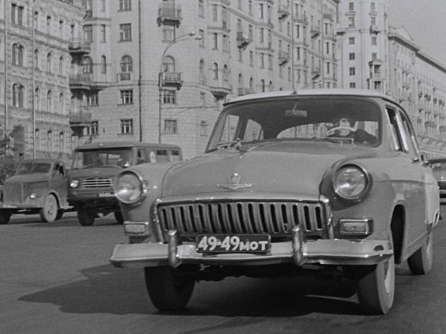 ГАЗ возрождает «Волгу»— Исторический момент