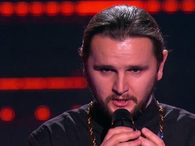 ВУкраинском государстве православный священник одержал победу шоу «Голос»