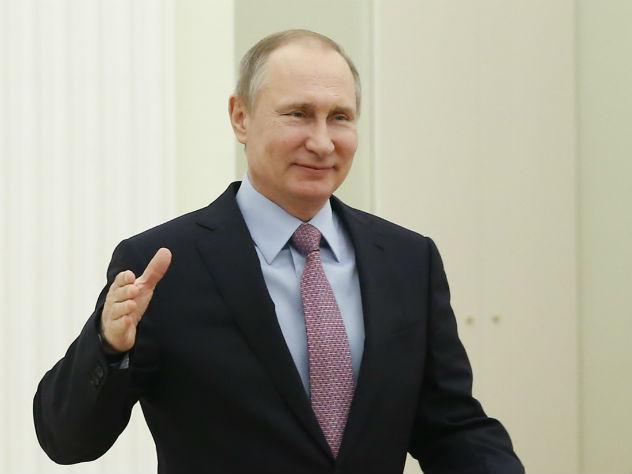 Уровень электоральной поддержки В. Путина составляет 61-66% — Доклад