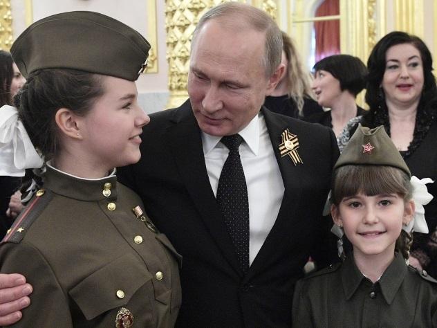 Российская Федерация всегда будет настороне сил мира— Владимир Путин