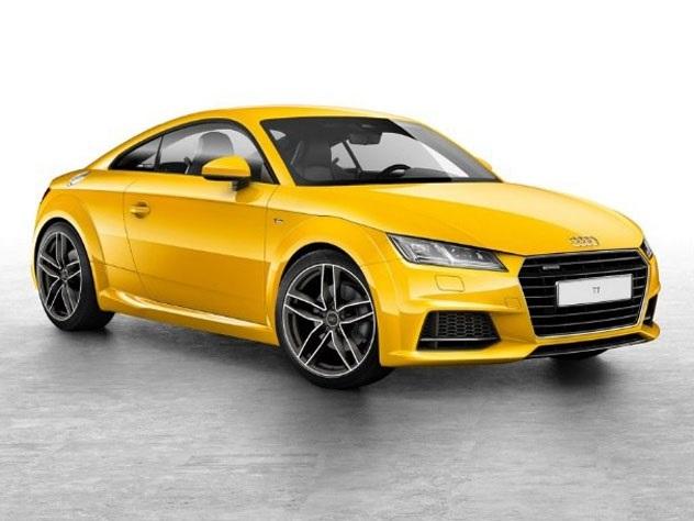 Красотки оценивают авто: Audi TT Coupe
