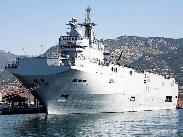 Египет ведет переговоры сРоссией по закупке вертолетов для «Мистралей»
