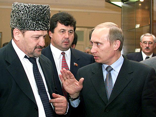 Сегодня исполнилось бы 65 лет Ахмат-Хаджи Кадырову - Экспресс газета