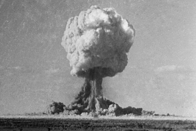 Самые мощные ядерные взрывы в истории собрали на видео