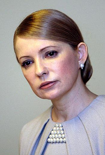 Юлия ТИМОШЕНКО - фото korrespondent.net