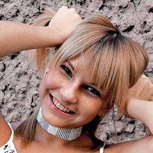 Дочь актёра Настя ЛИФАНОВА мечтает стать эстрадной певицей