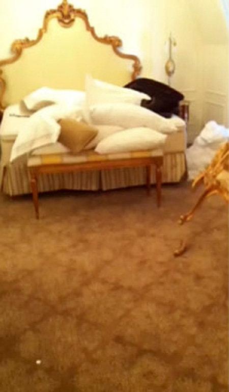 Тот самый номер люкс в отеле
