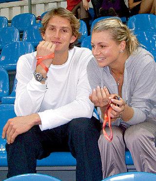 Игорь АНДРЕЕВ давно ждал окончания сезона - теперь он и Маша КИРИЛЕНКО могут отдохнуть вместе