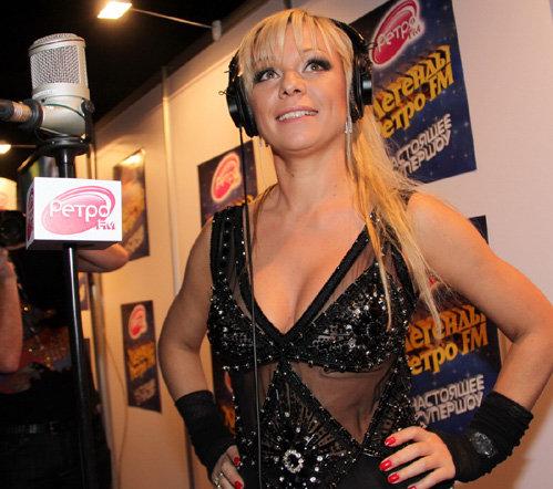 Ирина САЛТЫКОВА на шоу «Легенды Ретро FM»