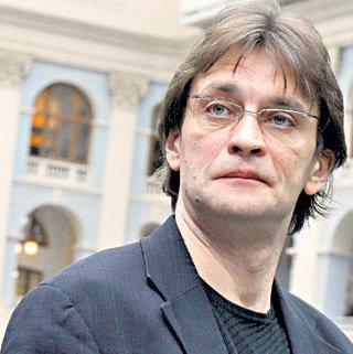 47-летний Александр ДОМОГАРОВ скоро снова станет папой