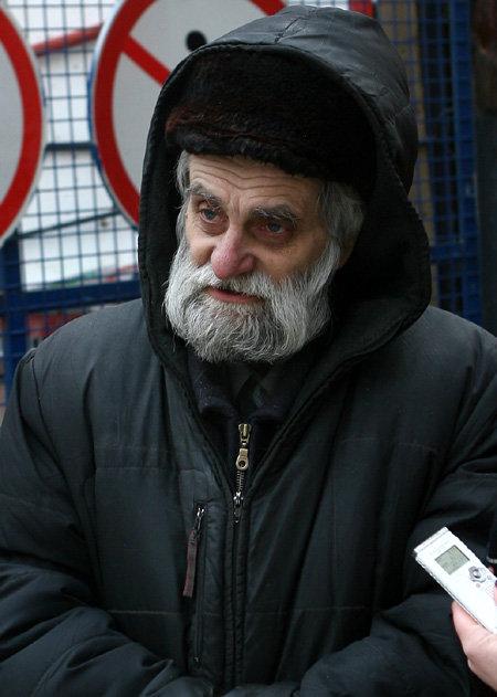 Гидролог КОРНЕЕВ Яков Константинович (фото Руслана ВОРОНОГО)