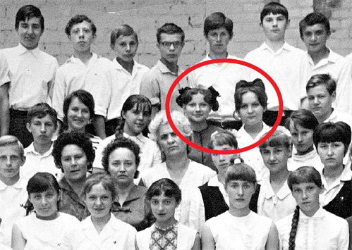 Елена степаненко фото в молодости