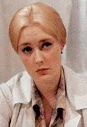 Актриса Елена КОЗЛИТИНА (на фото) в 1983 году родила СОКОЛОВУ дочь Анну
