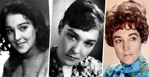 На «Мосфильме» до сих пор хранят фотопробы ЗАВЬЯЛОВОЙ - одной из самых красивых женщин советского кино