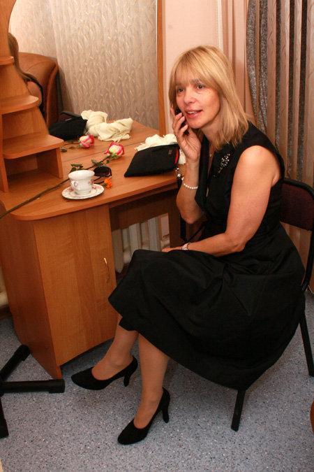 Вера ГЛАГОЛЕВА (фото Анатолия МЕЛИХОВА)