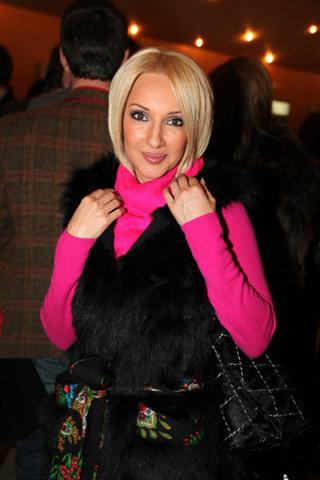 Лера КУДРЯВЦЕВА (фото Ларисы КУДРЯВЦЕВОЙ)