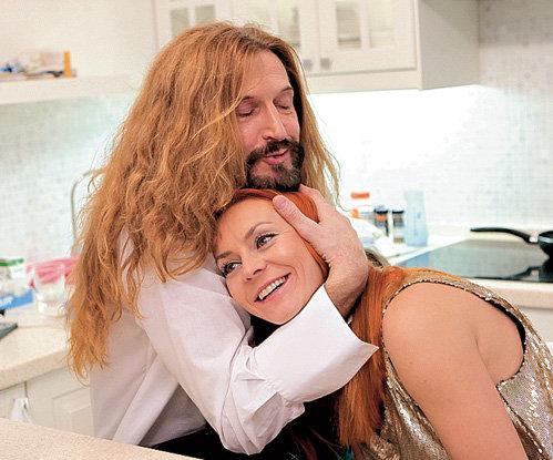 ДЖИГУРДА и АНИСИНА страстно любят друг друга