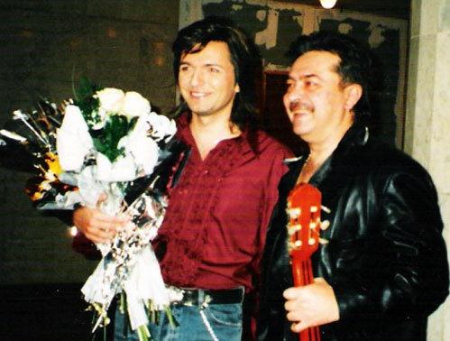 Игорь с Димой МАЛИКОВЫМ
