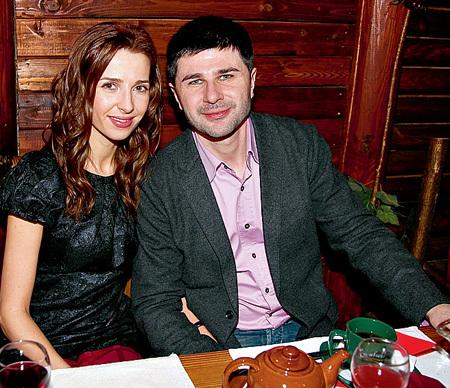 Сын певца Георгий женился на Елене четыре года назад