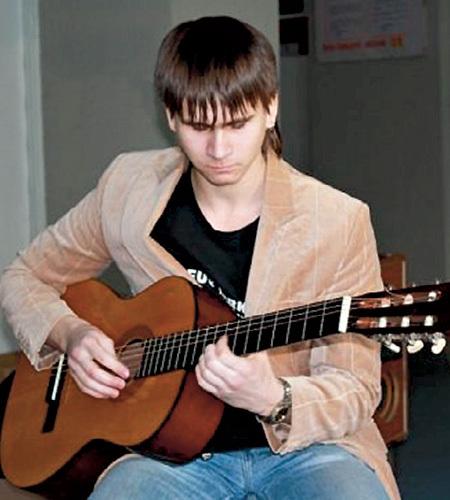 Сын звезды мог стать музыкантом…
