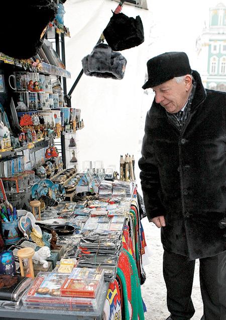 ШТИЛЬ любит побаловать финских друзей русскими сувенирами