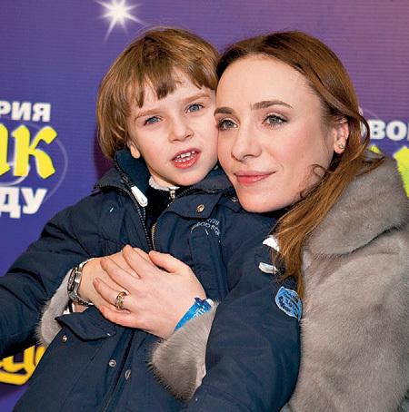 ХИГИР считает, что Лука, сын Тутты ЛАРСЕН, особой тяги к учебе не проявит (фото РИА Новости)