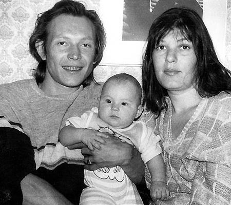Супруга Поли и отца Насти - актёра Алексея ПОЛУЯНА сгубили наркотики