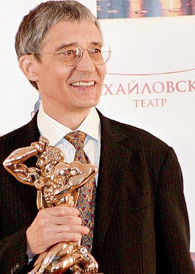 Передача «Новости 24» с Михаилом ОСОКИНЫМ в прошлом году была удостоена «ТЭФИ» в номинации «Информационная программа»