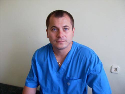 Главный детский травматолог Минздрава Ростовской области Александр Бойко