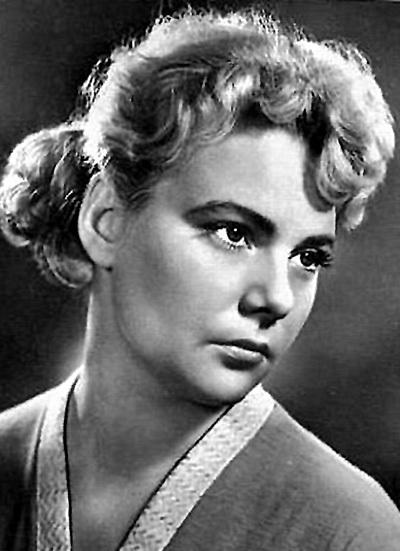 Нина ИВАНОВА после выхода фильма «Весна на Заречной улице» стала эталоном красоты 60-х