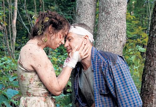 Отношения Зубова (ШТЕФАНКО) и фельдшера Веры (БОЛЬШОВА) ещё недавно были почти идеальными