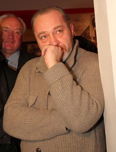 Сергей СЕНИН (Фото Бориса КУДРЯВОВА)