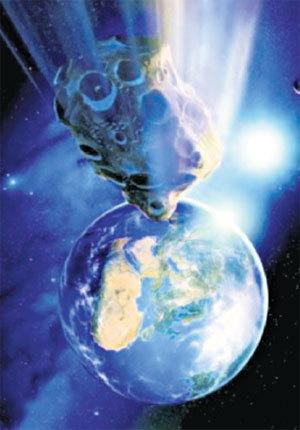 «Непрошеный гость» может уничтожить на Земле все живое